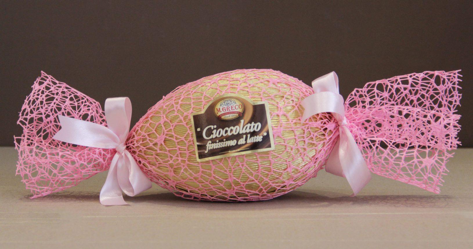 Uova Pasquali Artigianali di Finissimo Cioccolato M.Greco
