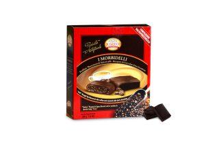 I Morbidelli Prelibati Bocconcini di Fichi al Caffe Ricoperti di Cioccolato Extra Fondente