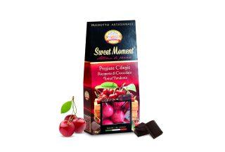 Pregiate Ciliegie Ricoperte di Cioccolato Extra Fondente