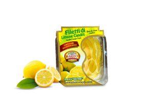 Filetti di limone Canditi