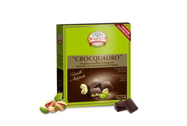 Crocquadro Croccantini al Pistacchio